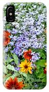 Flowers Galore 2 IPhone Case