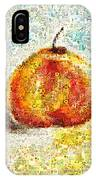 Flowers In A Mosaic Apple IPhone Case
