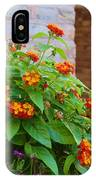 Flowers No 9 IPhone Case