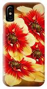 Flowers Of Flowers IPhone Case