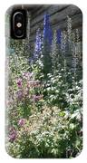 Flowers Of Hope IPhone Case