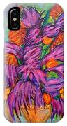 Flowers Of Passion IPhone Case