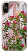 Flowers Of Villefranche IPhone Case