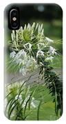 Flowers Pt. 1 IPhone Case