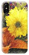 Flowers With Love IPhone Case