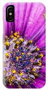 Flowers Within A Flower IPhone Case