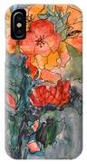 Flowers#1 IPhone Case