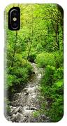 Flowing Down The Mountain IPhone Case