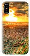 Flowing Grasses IPhone Case