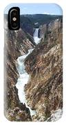 Flowing Through IPhone Case