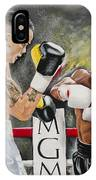 Floyd Mayweather IPhone X Case