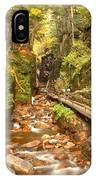Flume Gorge Landscape IPhone Case