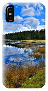 Fly Pond In The Adirondacks II IPhone Case