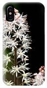 Foam Flower IPhone Case