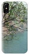 Foggy Lake Superior IPhone Case
