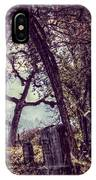 Foggy Memories IPhone Case