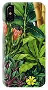 Foliage IIi IPhone Case