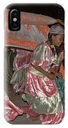 folk dance group from Madagascar 2 IPhone Case