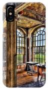 Fonthill Castle Office IPhone Case