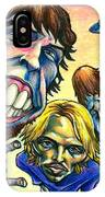 Foo Fighters IPhone Case