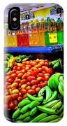 Food Market IPhone X Case