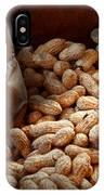 Food - Peanuts  IPhone Case