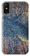 Foot In The Sand IPhone Case