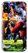 Football Time In Tennessee IPhone Case