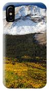Foothills Of Gold IPhone Case