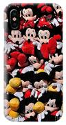 For The Mickey Mouse Lovers IPhone Case