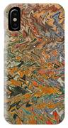 Forces Of Nature - Abstract Art IPhone Case