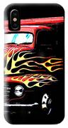Ford Coe. IPhone Case