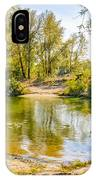 Ford Surrounded By Trees IPhone Case