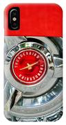 Ford Thunderbird Wheel Emblem IPhone Case
