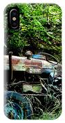 Fordson Major Diesel IPhone X Case