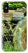 Fordson Major Diesel Two IPhone X Case