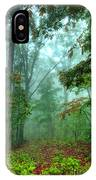 Forest Deep - Forest Green IPhone Case