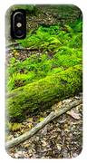 Forest Floor Gosnell Big Woods IPhone Case