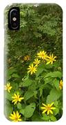 Forest Flowers... IPhone Case