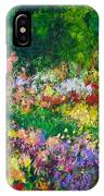 Forest Garden IPhone Case