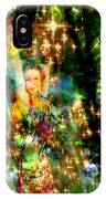 Forest Goddess 4 IPhone Case