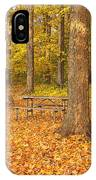 Forest Gold IPhone Case
