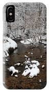 Forest Hill Creek IPhone Case