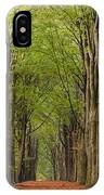 Forest In The Fall IPhone Case