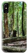 Forest Of Cathedral Grove Collection 2 IPhone Case