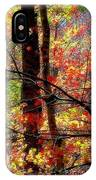 Color The Forest IPhone Case