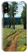Forest Path IPhone X Case