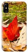 Forest Still Life 5 IPhone Case