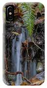 Forest Streamlet IPhone Case