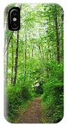 Forest Trail To Follow IPhone Case